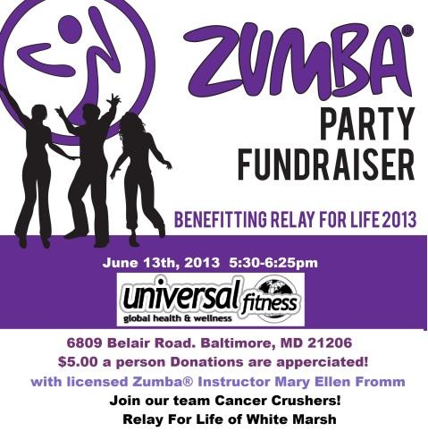 relayfor life fundraiser